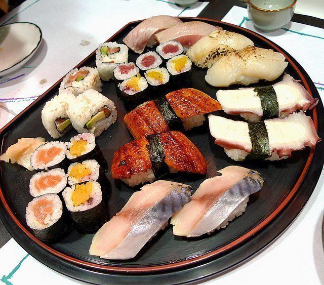 Wakasa a barcellona dove mangiare giapponese viaggi low for Barcellona vacanze low cost