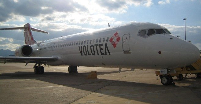 Volotea, voli a 9€ a tratta da Verona tra dicembre e marzo