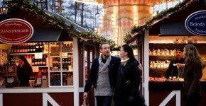 Mercatini di Natale romantici a Stoccolma con VisitSweden