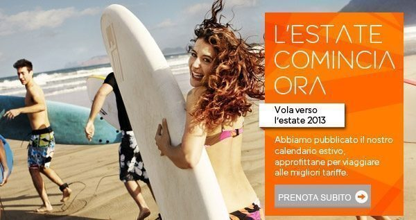 Easyjet, voli a 20€ per l'estate 2013, approfittane