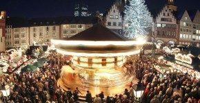 Francoforte: il mercato natalizio più antico al mondo