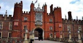 Londra e i ghost tours: Hampton Court Palace
