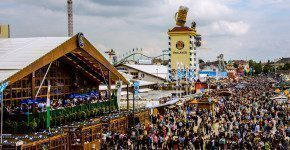 Oktoberfest a Monaco, come arrivare a Theresienwiese