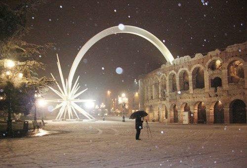 Natale in Arena: la rassegna dei presepi a Verona