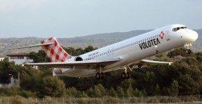 Volotea annuncia 2 nuovi voli da Olbia