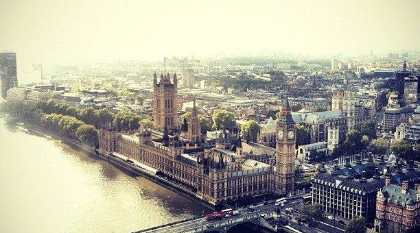 Da blogger a blogger: incontro a Londra con Via che si va