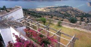 Castellar de la Frontera, in Andalusia