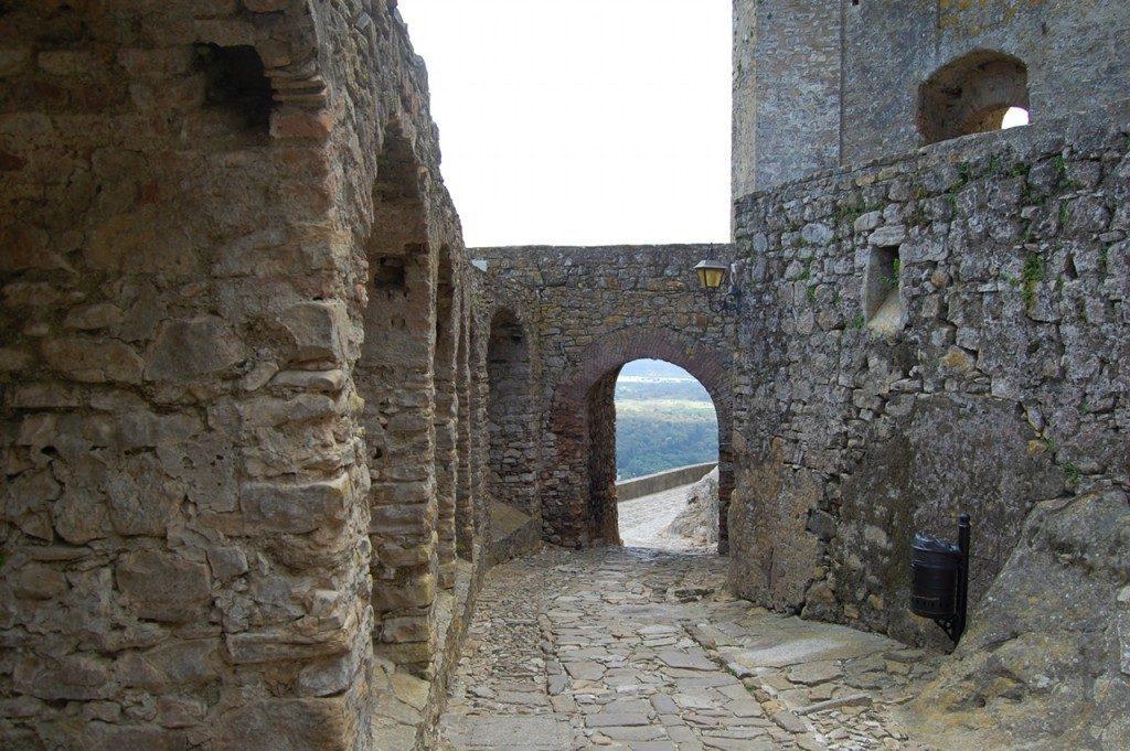 Castellar de la Frontera castello