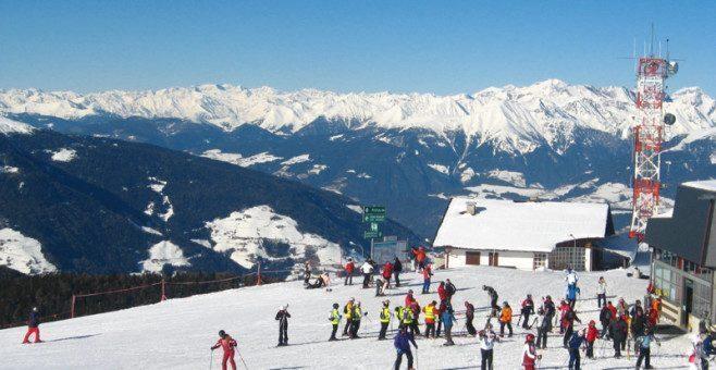 Sciare a Plan, in Alto Adige a Kronplatz