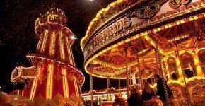 Il Natale a Londra: Winter Wonderland ad Hyde Park