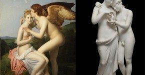 Amore e Psiche, dal Louvre a Milano a dicembre