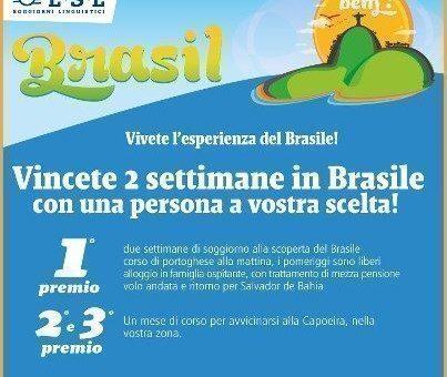 ESL ti regala 2 settimane in Brasile, contest