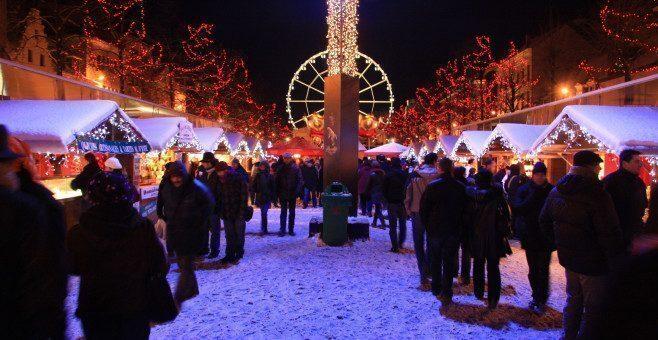 I Mercatini di Natale di Bruxelles