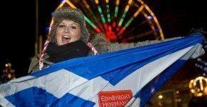 Hogmanay, festeggiare il Capodanno 2013 a Edimburgo