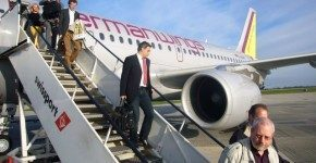 Germanwings da Olbia per Colonia dal 2013