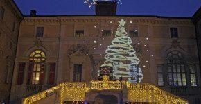 Il Magico paese di Natale a Govone nelle Langhe