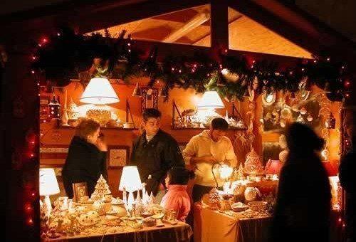 Mercatini di Natale a San Potito Sannitico, Caserta