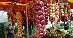 Zibelemärit, il Mercato delle Cipolle di Berna