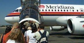 Meridiana Fly: 44 voli da Alghero per l'inverno