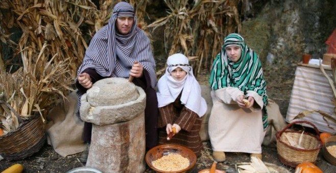 Presepe vivente in Italia, dal Lazio alle Marche, presepi da record