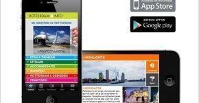 Tutto lo shopping di Rotterdam in un'App