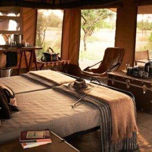Atmosfere d'Africa in Tanzania, in campi tendati per Capodanno