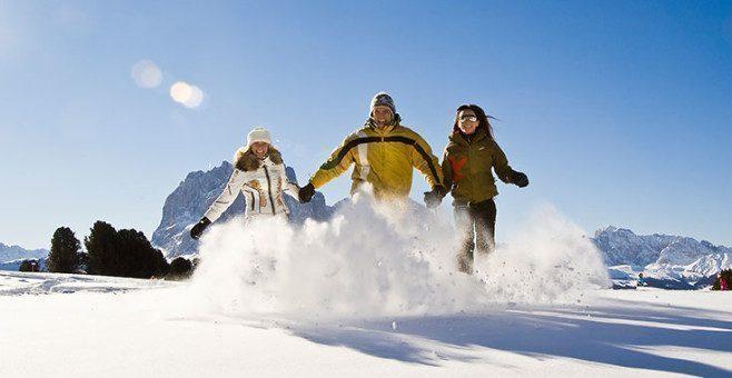 Sciare in Val Gardena tra Selva Gardena, S. Cristina ed Ortisei con offerta