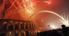 Cenone di capodanno low cost nei monumenti di Verona