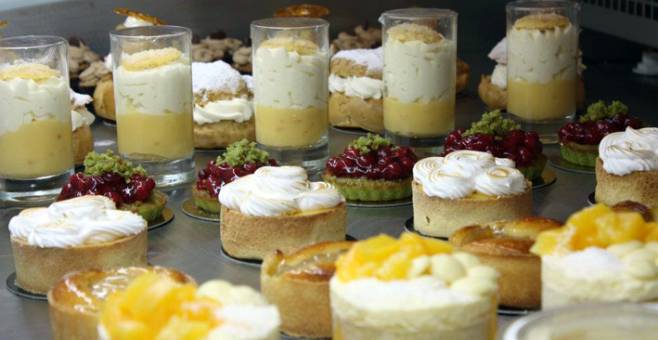 Senza glutine a Parigi, mangiare da Helmut Newcake