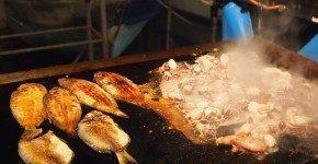 La Festa dei Pescatori a Vrsar, mangiare pesce low cost