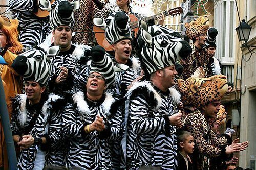 Carnevale di Cadiz: dal 7 al 17 febbraio 2013