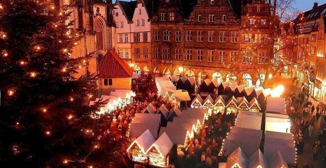 Mercatini di Natale a Mainz, una tradizione natalizia dal 1788