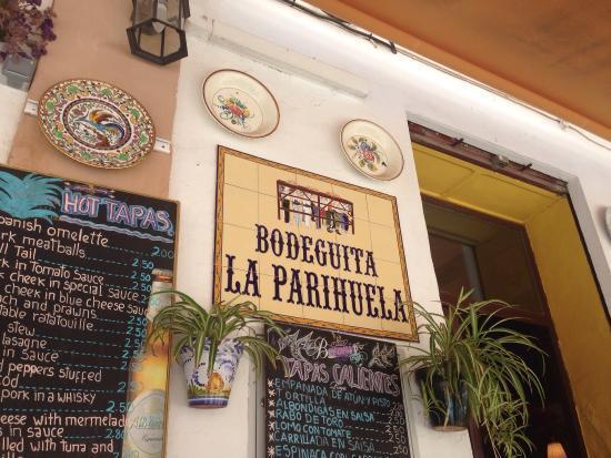 siviglia-Bodeguita La Parihuela