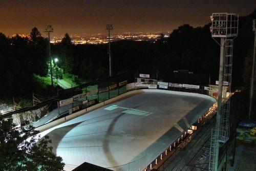 Pattinaggio su ghiaccio a Verona a Bosco Chiesanuova