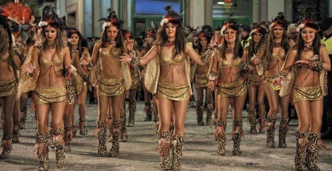 Carnevale di Sitges in Spagna, il Carnevale 2013