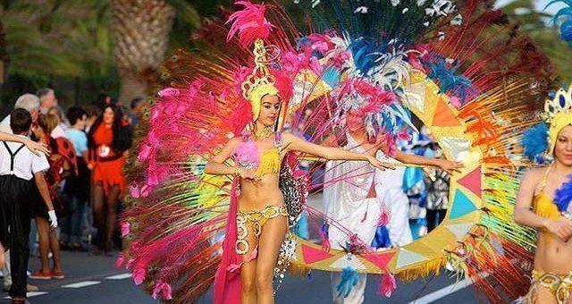 Carnevale a Tenerife dal 6 al 17 febbraio