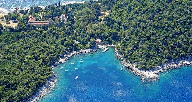 L'isola di Lokrum a Dubrovnik, paradiso terrestre