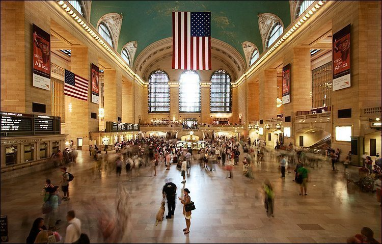 Grand central station a new york for Appartamenti vacanze new york city manhattan