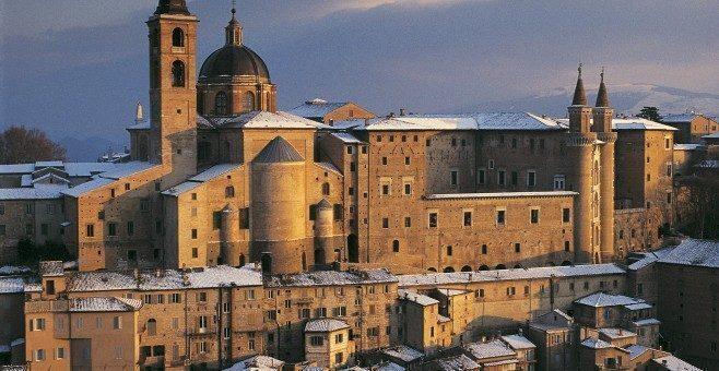 Visitare Urbino: il Palazzo Ducale