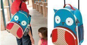 Consigli per una valigia dei bambini super efficiente