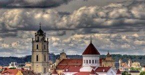 Vilnius, alla scoperta del centro storico