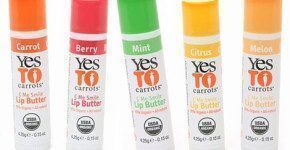 Yes to carrots lip butter, prodotto low cost per l'inverno