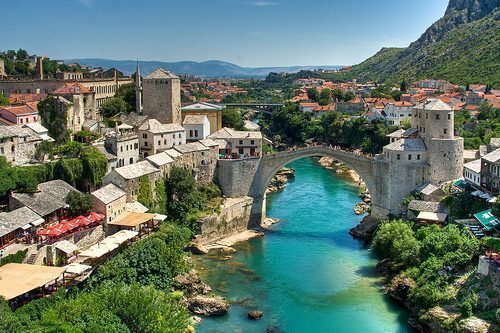 Visitare i Balcani senza paura, Sarajevo e Bosnia