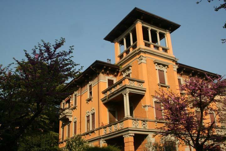 Borgo trento tour gratuito del liberty a verona viaggi - Casa stile liberty ...