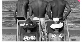 Bagno Tiki a Rimini, affrontare la crisi con lo sconto all'ombrellone