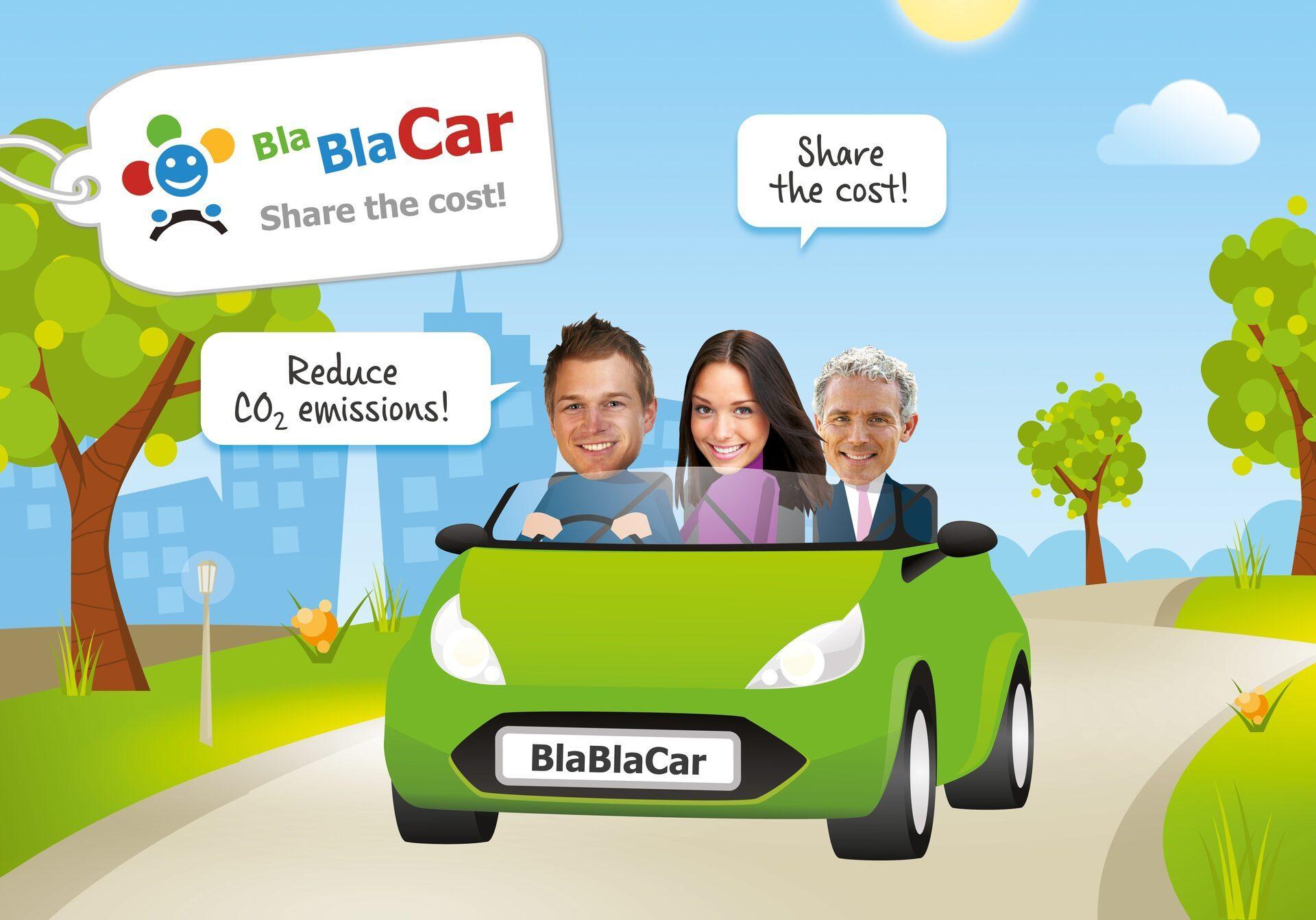 Bla bla car coupons
