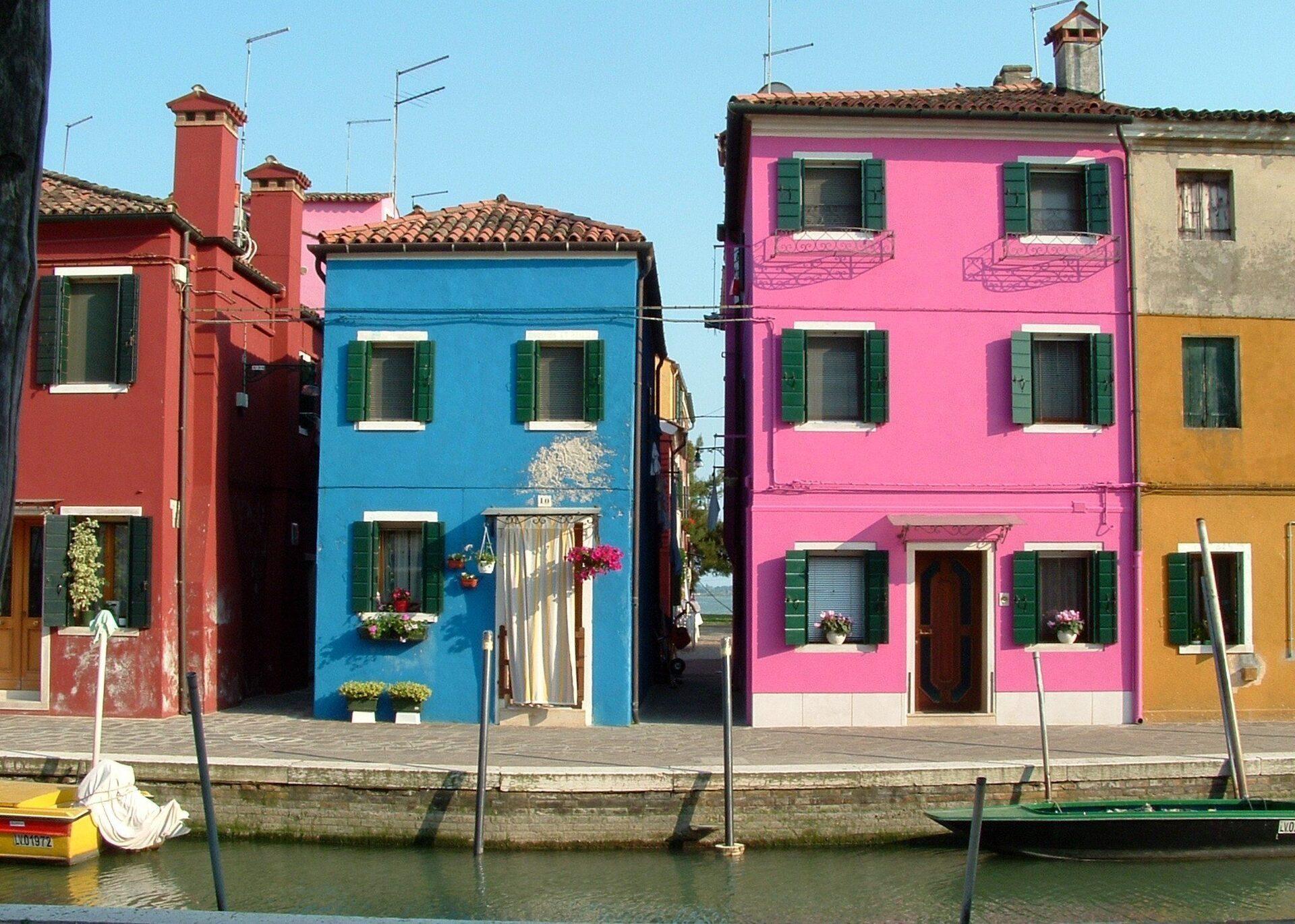 isola di burano a venezia cosa vedere