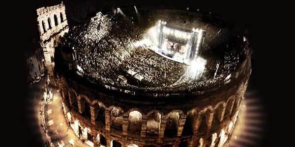 Concerti a Verona in primavera, tutte le date