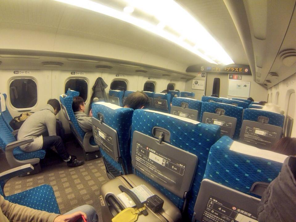 japan-rail-pass-interno-treno