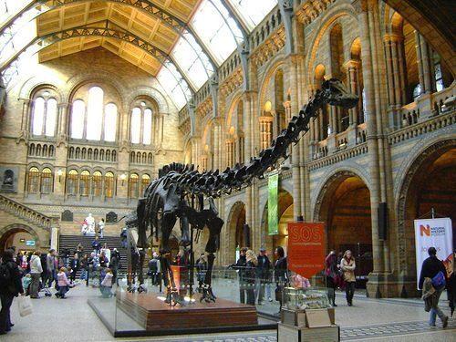 londra musei gratis da visitare